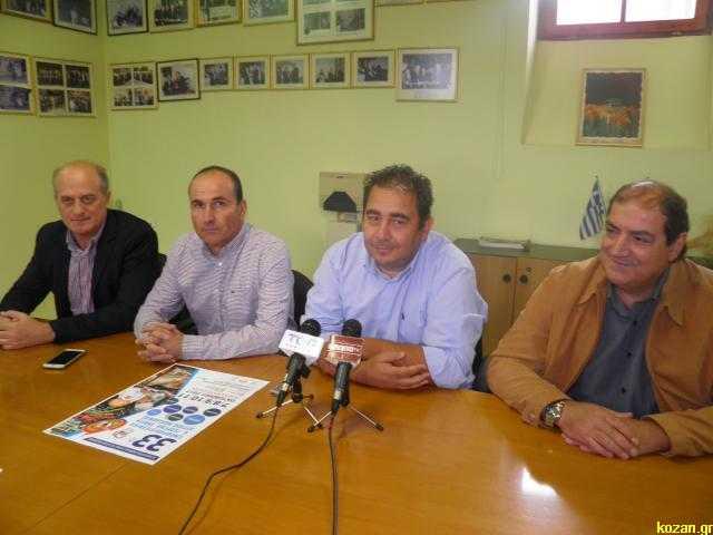 Ξεκίνησε η αντίστροφη μέτρηση για την 33η Εμποροβιοτεχνική & Γεωργική Έκθεση Δυτικής Μακεδονίας