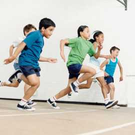 Η άθληση και το παιδί