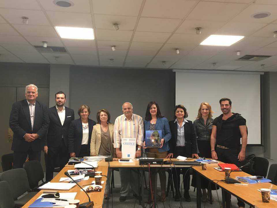 Συνάντηση Αντιπεριφερειαρχών τουρισμού στο Αργοστόλι
