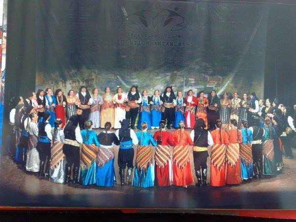 «Γέφυρα Ζωής»: Συμμετοχή του Χορευτικού Ομίλου Ποντίων