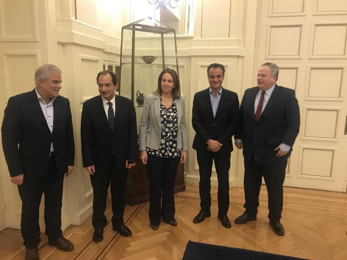 Η συνεχής προσπάθεια του Περιφερειάρχη για αναβάθμιση του γεωστρατηγικού ρόλου της Δυτικής Μακεδονίας αποδίδει καρπούς-  «Σε πείσμα όσων ορθώνουν τείχη, επιμένουμε στις συνέργειες των λαών»