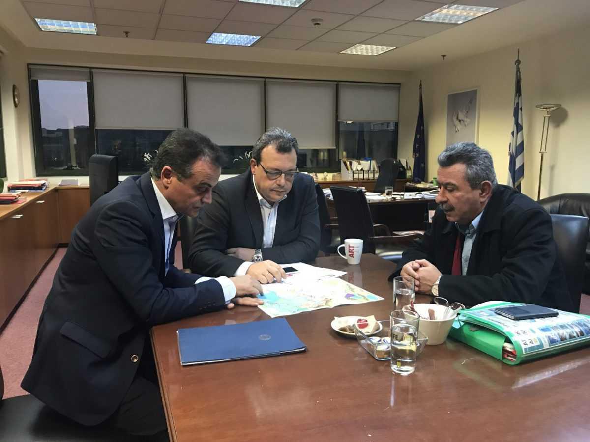 Θετικός ο Αναπληρωτής Υπουργός Περιβάλλοντος Σ. Φάμελλος για Αυτόνομο Φορέα Διαχείρισης Λιμνών Δυτικής Μακεδονίας. Θ. Καρυπίδης: Τον εμπαιγμό του '12 και το έγκλημα του '13 στη διαχείριση των λιμνών, εμείς το μετουσιώσαμε σε πολιτικές που απέδωσαν