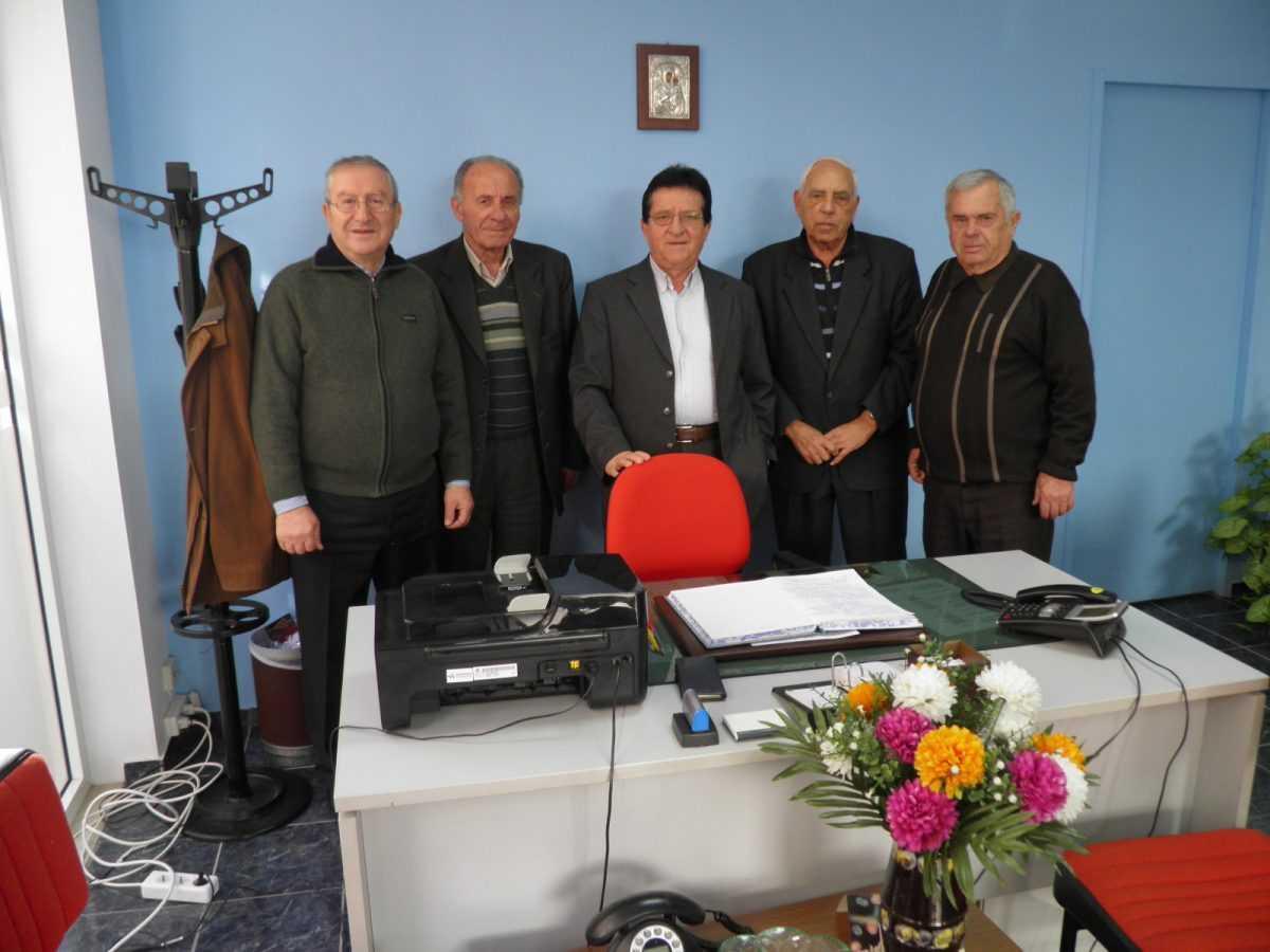 Ο Λευτέρης Μεταξιώτης, εκλέχθηκε για τέταρτη θητεία, πρόεδρος στο Δ.Σ. των συνταξιούχων ΟΤΕ Δυτικής Μακεδονίας