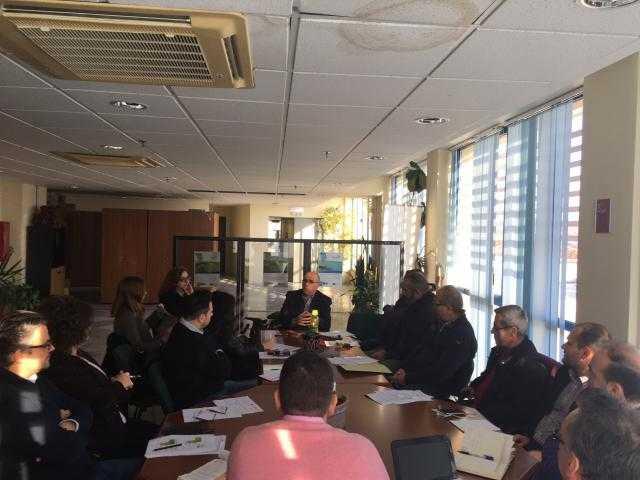Συνάντηση εμπλεκόμενων φορέων (stakeholder meeting), στο πλαίσιο του έργου ECOWASTE4FOOD,