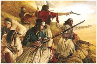 Η ιστορία του Μακεδονομάχου οπλαρχηγού με καταγωγή από την Γαλατινή Γιώργου Δούκα, που πήρε το προσωνύμιο από τον γνωστό λήσταρχο Χρήστο Νταβέλη