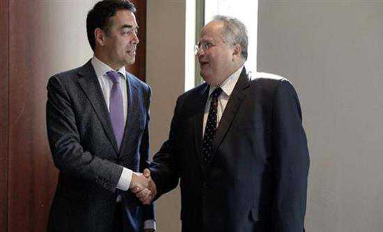 Σκοπιανό: Η συμφωνία Κοτζιά-Ντιμιτρόφ και η αποκάλυψη Οσμάνι για τον όρο «Μακεδονία»