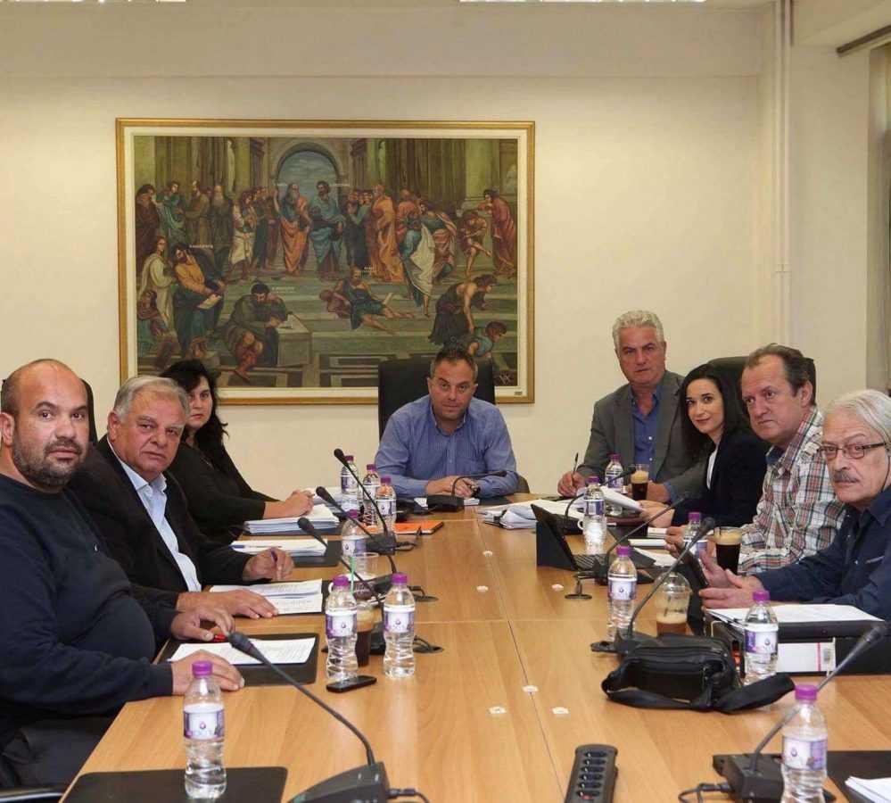 16η σε συνεδρίαση της Οικονομικής Επιτροπής της Περιφέρειας Δυτικής Μακεδονίας