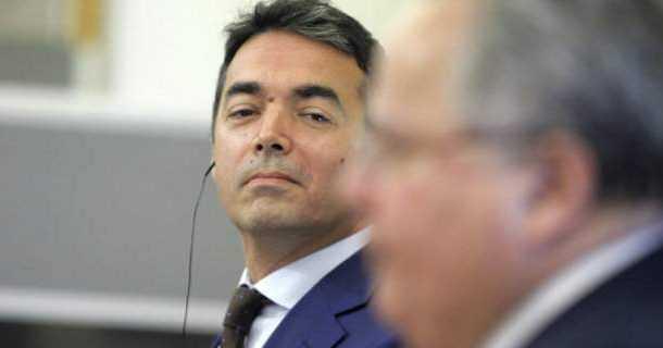Ο Ντιμιτρόφ ζητάει αλλαγή ονομασίας και της ελληνικής Μακεδονίας