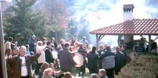 Το έθιμο της  ΄΄λουκανικοφαγίας΄΄ στο Βελβεντό