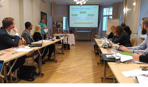 Συμμετοχή εκπροσώπων του σε διεθνή συνάντηση του προγράμματος SUPER: Στήριξη των οικο-καινοτομιών στις διεθνείς αγορές (Supporting eco-innovations towards international markets)