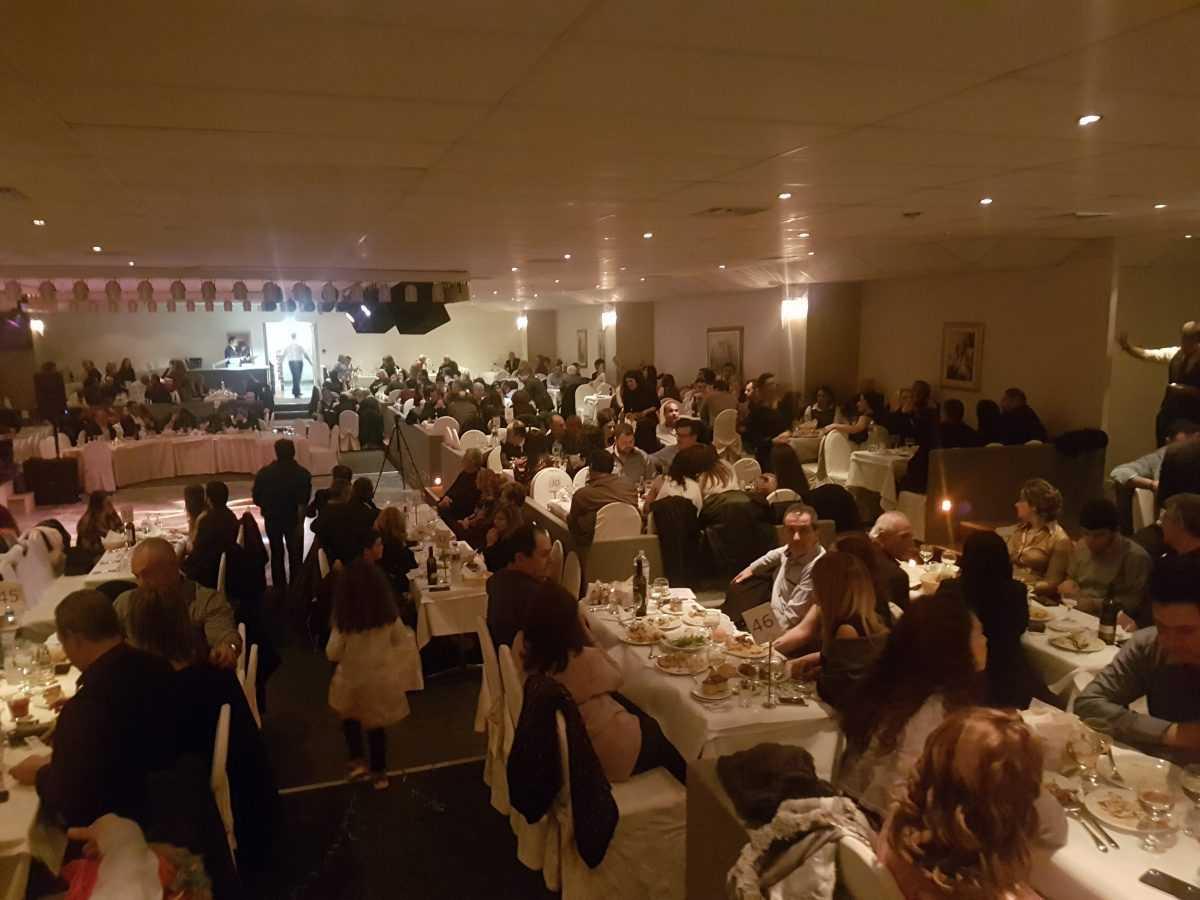 Με μεγάλη επιτυχία ο Ετήσιος Χορός & Κοπή Πίτας του Εμπορικού Συλλόγου Γρεβενών
