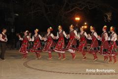 Εντυπωσιακή παρουσίαση χορευτικών Αλέξινατς Σερβίας, Χισάρ Βουλγαρίας και Αιανής στην Αιανιώτικη Αποκριά 2018