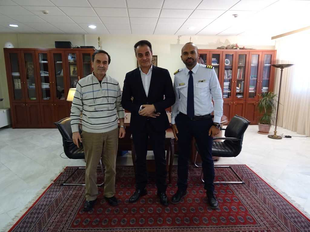 Περιφερειάρχης Θ. Καρυπίδης: «Παρακολουθώντας τις εξελίξεις,  αξιοποιούμε τα αεροδρόμια της Δυτικής Μακεδονίας».  Σχολή Πιλότων στο Αεροδρόμιο της Καστοριάς