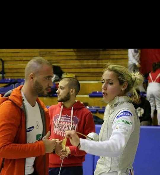 Ένα από τα μεγαλύτερα ταλέντα της Γερμανίας στο άθλημα της ξιφασκίας με καταγωγή από τους Αγίους Θεοδώρους Βοΐου Κοζάνης. πρόκειται για την Μαρία Παπαδοπούλου