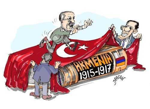 Μουσολίνι,  Αρμενία, Ελλάς  και  «τούρκικες συμφωνίες»
