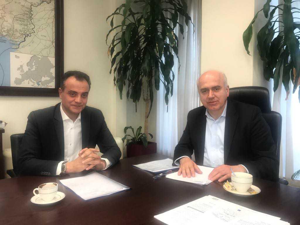 Πρωτοβουλία του Περιφερειάρχη Δυτικής Μακεδονίας Θ. Καρυπίδη   για τη δημιουργία Βορειοελλαδικού Τόξου Ανάπτυξης