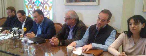 Στο επίκεντρο της συνέντευξης τύπου στο ΕΒΕ Κοζάνης τα δυσβάσταχτα χρέη του εκθεσιακού κέντρου Δυτ. Μακεδονίας και η «εκκαθάριση» της εταιρείας