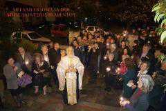 Με καλλίφωνους χορούς και χορωδίες, η Μεγάλη Εβδομάδα και το Πάσχα 2018,  στην Ενορία του Αγίου Διονυσίου εν Ολύμπω Βελβεντού