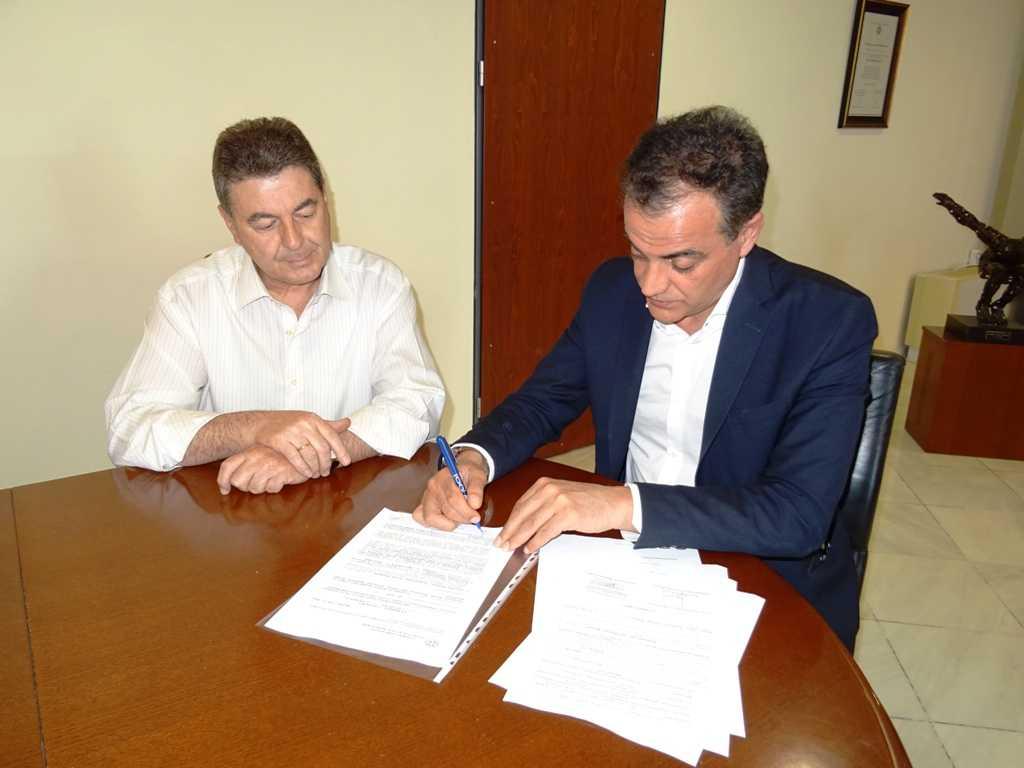 Υπεγράφη Σύμβαση Έργου για συντήρηση του Εθνικού δικτύου της Π.Ε. Κοζάνης