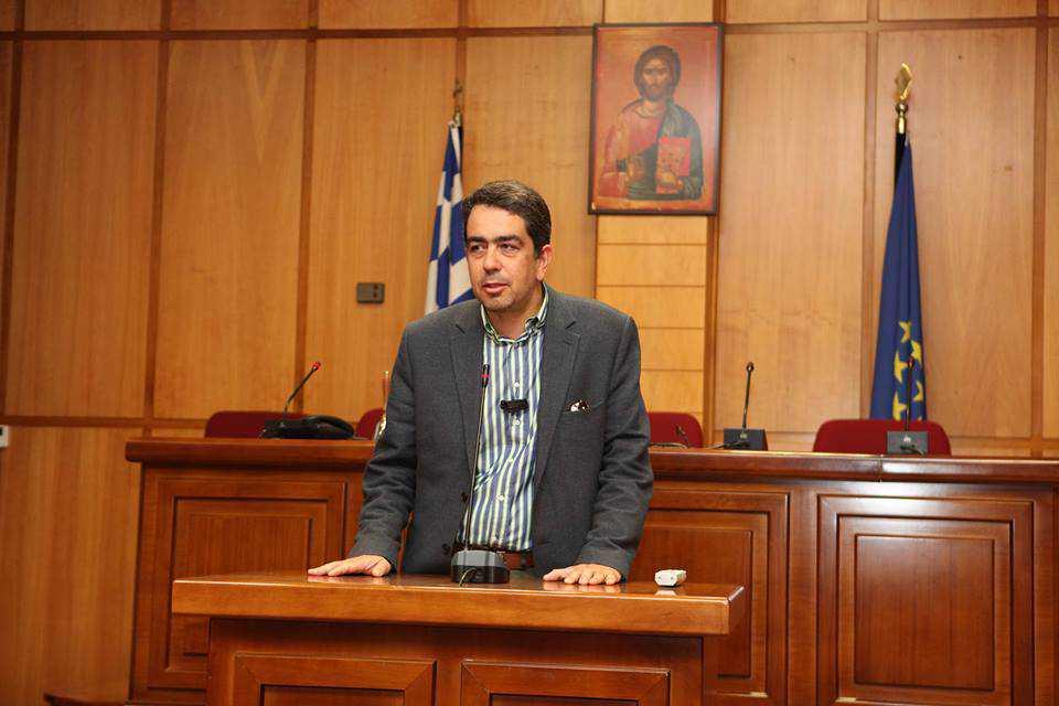 Επίκαιρη ερώτηση προς τον Αναπληρωτή Υπουργό Εθνικής Άμυνας κ. Πάνο Ρήγα για το εργασιακό καθεστώς των πολιτών που εργάζονται ως φύλακες σε στρατιωτικές εγκαταστάσεις κατέθεσε και συζήτησε ο Βουλευτής ΣΥΡΙΖΑ Ν. Κοζάνης Γιάννης Θεοφύλακτος