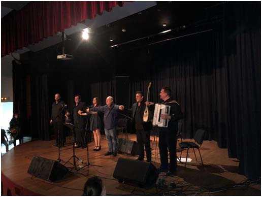 Μουσική εκδήλωση αφιερωμένη στην Πρωτομαγιά πραγματοποιήθηκε από τον Πολιτιστικό Σύλλογο «ΥΨΙΚΑΜΙΝΟΣ»