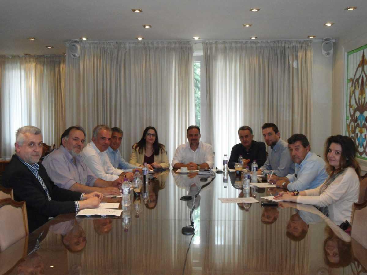 Συγκροτήθηκε σε σώμα το «Περιφερειακό Επιμελητηριακό Συμβούλιο  Δυτικής Μακεδονίας»