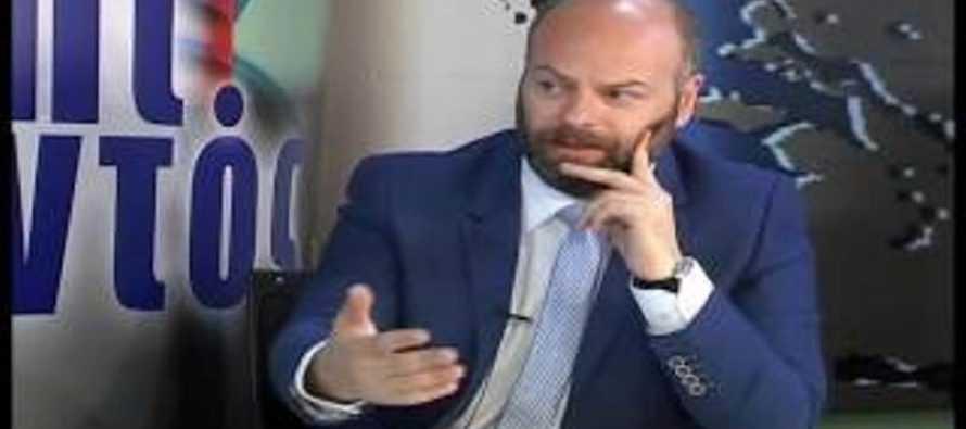 Ο Γιώργος Τζίζικας στο Top Channel: