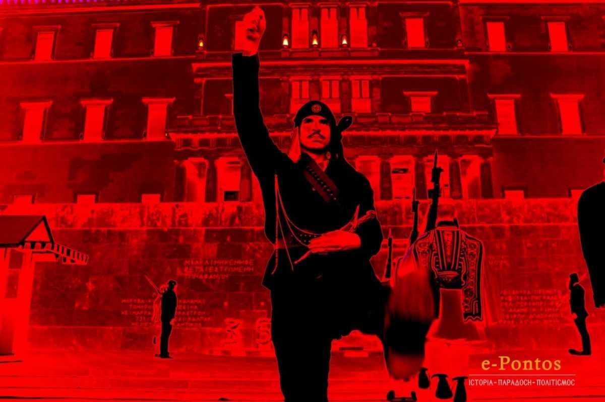 Ξεκίνησε η ψηφοφορία για να φωτιστεί στις 19/05/2019 η Ελληνική Βουλή με κόκκινο και μαύρο χρώμα