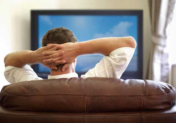 Η πολλή τηλεόραση γερνά τον εγκέφαλο