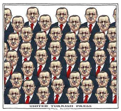 Η δικτατορία Ερντογάν. Γράφει ο Λεωνίδας Κουμάκης