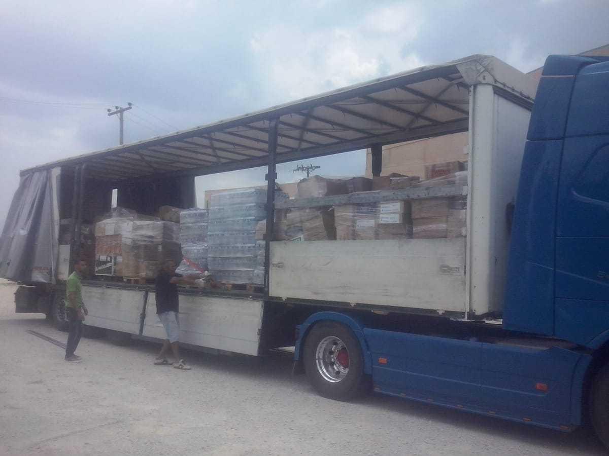 Στην Περιφέρεια Αττικής έφτασε σήμερα το πρωί η αποστολή της ανθρωπιστικής βοήθειας που συγκεντρώθηκε από τους Δήμους και τους φορείς της Περιφέρειας Δυτικής Μακεδονίας.