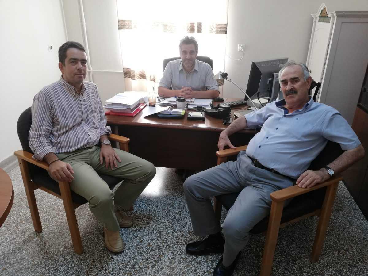 Επίσκεψη του βουλευτή Κοζάνης Γιάννη Θεοφύλακτου στο Μαμάτσειο Νοσοκομείο – προτεραιότητα στην καθημερινότητα των πολιτών