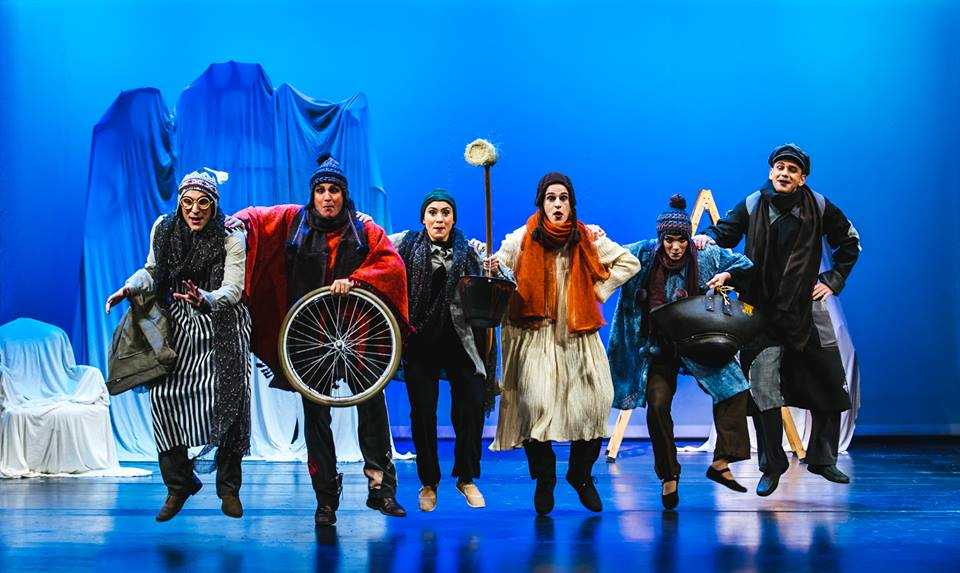 Tο «Όνειρο Καλοκαιρινής Νύχτας» του Ουίλλιαμ Σαίξπηρ στην Κοζάνη
