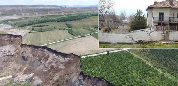 SOS από τα Βαλτόνερα Αμυνταίου – Κινδυνεύει να φύγει το μισό χωριό στο ορυχείο – Ασφαλιστικά μέτρα κατοίκων εκδικάζονται στις 6 Σεπτεμβρίου