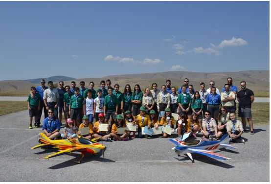 Πραγματοποιήθηκε την Κυριακή 2 Σεπτεμβρίου «1ος Διαγωνισμός Αερομοντελισμού»