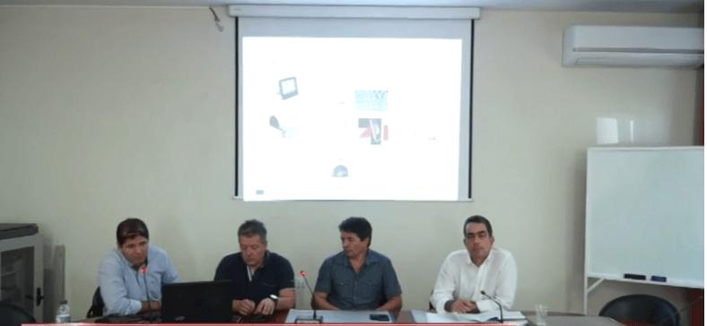 Την Παρασκευή 7 Σεπτεμβρίου 2018 και ώρα 13.00, έγινε στις εγκαταστάσεις του ΤΕΙ Δυτικής Μακεδονίας στην Κοζάνη η παρουσίαση του έργου Crocodile II.