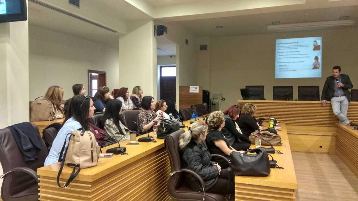 Εκπαιδευτικά προγράμματα προς τους εργαζόμενους για θέματα υγείας ξεκίνησε ο Δήμος Κοζάνης