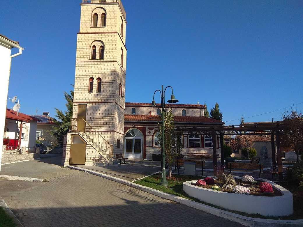 Πανηγυρίζει, την Πέμπτη 8-11-18 ο Ιερός Ναός Παμμέγιστων Ταξιαρχών Κερασιάς Κοζάνης