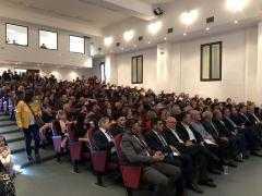 Με βράβευση επιχειρήσεων γιορτάστηκαν παρουσία πλήθους κόσμου  τα 100 χρόνια  του Επιμελητηρίου Κοζάνης  στο Πνευματικό Κέντρο Σερβίων