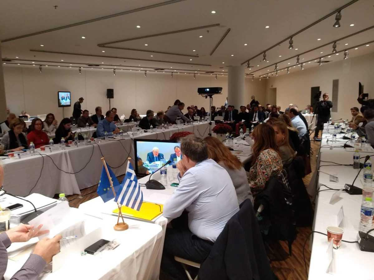 Θ. Καρυπίδης: Προσπαθούμε μέσα από το πρόγραμμα (Επιχειρησιακό Πρόγραμμα Δυτικής Μακεδονίας) να απαντήσουμε πρωτίστως στα ζητήματα της απασχόλησης