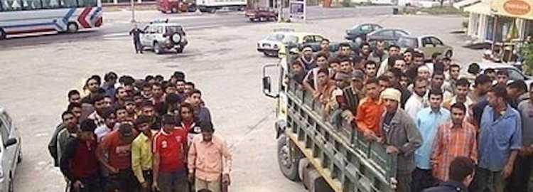 Σύλληψη τριών αλλοδαπών στην Κρυσταλλοπηγή Φλώρινας για μεταφορά μη νόμιμων μεταναστών