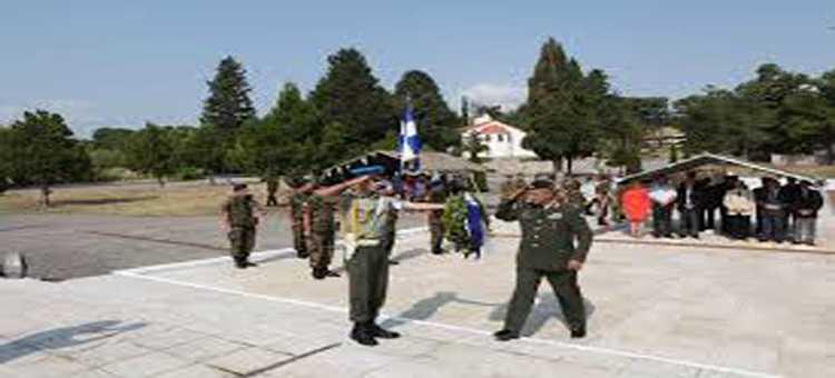 Παραχώρηση μέρους του στρατοπέδου Μακεδονομάχων στο Δήμο Κοζάνης