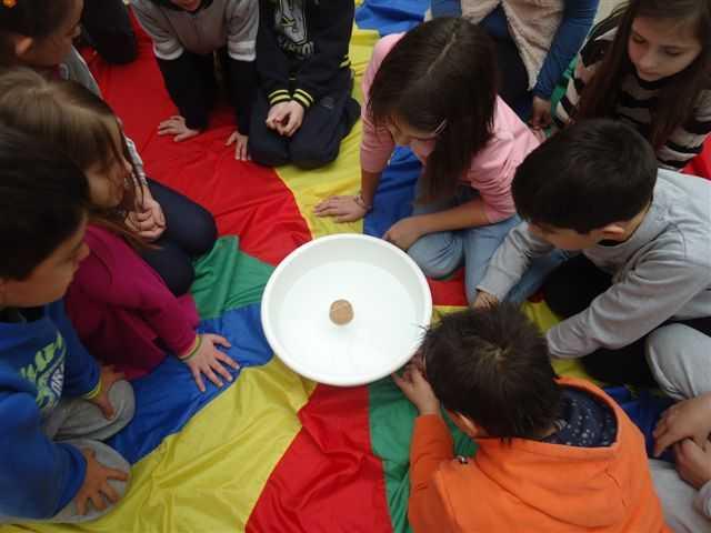 επίσκεψη  του  Β' παιδικού  σταθμού  Πτολεμαΐδας  στο Παλαιοντολογικό Ιστορικό Μουσείο του ΝΠΔΔ ΚΟΙΠΠΑΠ