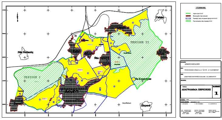 Τροποποίηση του Καταφυγίου Άγριας Ζωής στην περιοχή του Δήμου Κοζάνης