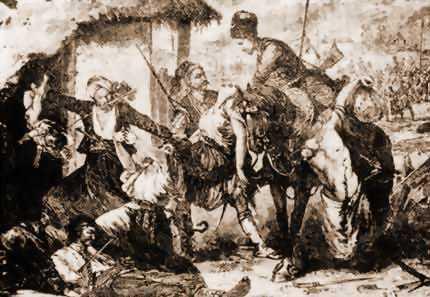 Μνημόσυνο προγόνων Θρακιωτών, θυμάτων της γενοκτονικής συμπεριφοράς των Οθωμανών Από την Θρακική Εστία Εορδαίας