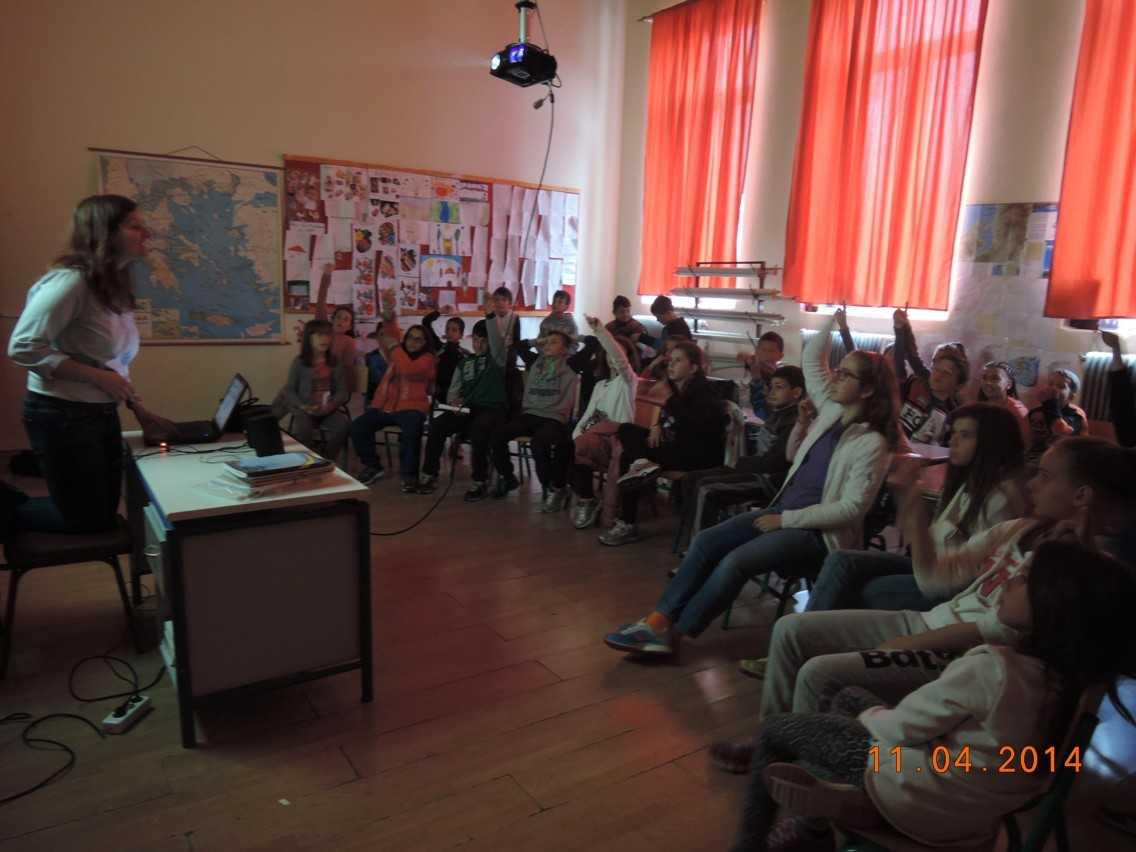 «H ΔΙΑΔΥΜΑ ΑΕ υλοποιεί δράσεις περιβαλλοντικής ευαισθητοποίησης στα σχολεία του Δήμου Πρεσπών''