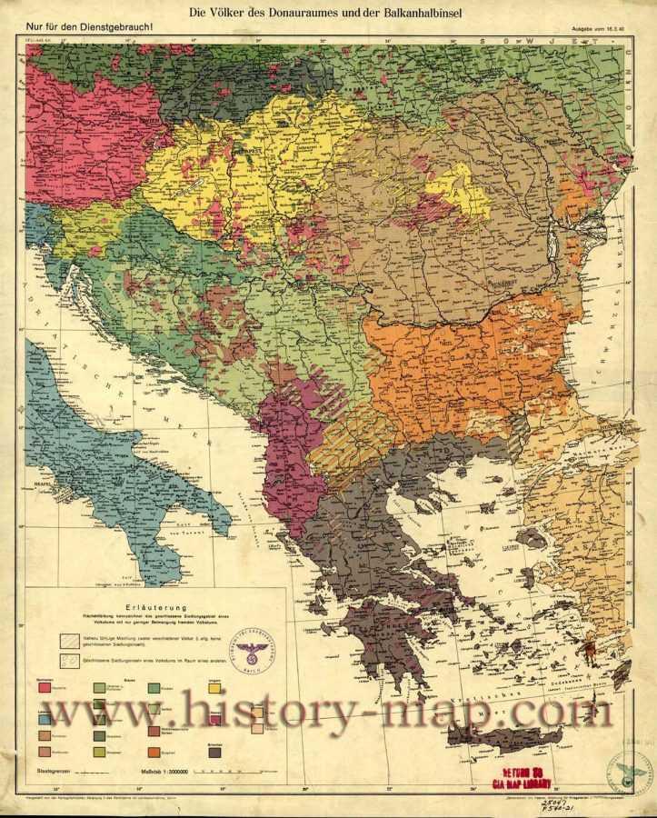 Τα Βαλκάνια των πολέμων και της ειρήνης