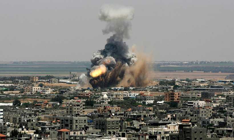 ΙΔΕΤΕ…(Του Πασχάλη Τσολάκη) (Αφιερωμένο στα παιδάκια της Γάζας, σε αυτά τα μπουμπούκια που κόπηκαν βίαια πριν ανθίσουν και γίνουν λουλούδια…)