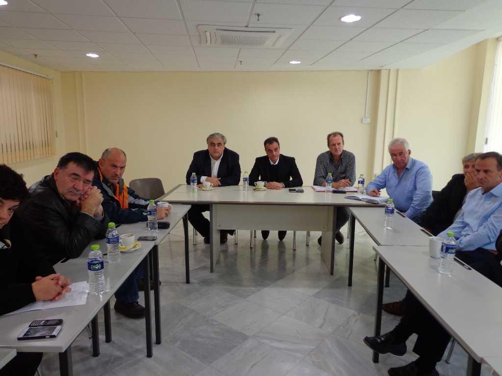 Συγκρότηση του ΜΕΤΑ στο νομό Κοζάνης