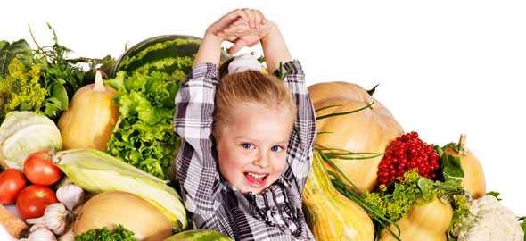 Διατροφικοί μύθοι για... παιδιά  Με αφορμή την Παγκόσμια Ημέρα Διατροφής